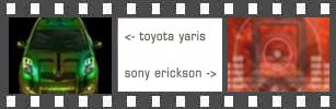toyota yaris commercial sony erickson current